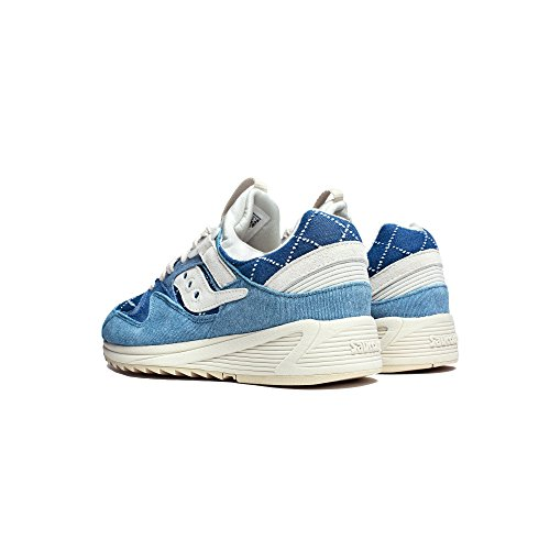 Saucony Sneaker Men's Shoes Low S70286-5 Grid 8500 Washed Denim buy cheap 2014 quality from china wholesale outlet pictures gxASZ1p