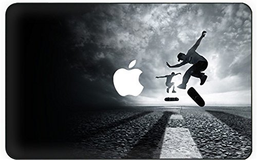 Customized Famous Photo Series Skateboarding Special Design Water Resistant Hard Case for Macbook Air 13