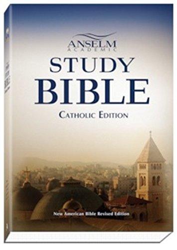 Anselm Academic Study Bible: New American Bible