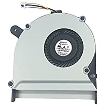 wangpeng New Laptop CPU Cooling Fan for ASUS S400 S400C S400CA S400E X402 X402C X402E X402CA F402 F402C F402CA F502 F502C F502CA X502 X502C X502CA S500 S500C S500CA
