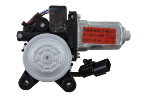 Genuine Hyundai Parts 98820-26100 Passenger Side Front Door Glass Regulator Motor