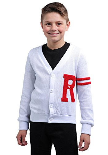 Grease Rydell High Boys Letterman Sweater - L