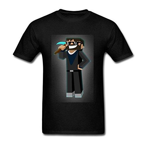Price comparison product image Kingdiny Men's SSundee Art T Shirt