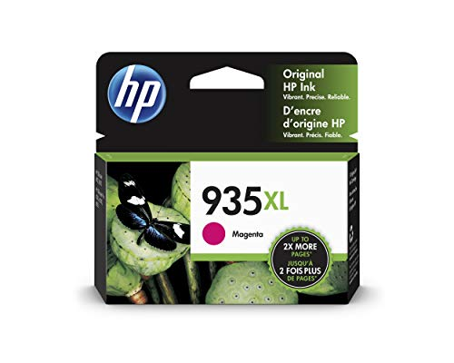 HP 935XL | Ink Cartridge | Magenta | C2P25AN (Hp Printer Cartridge 935)