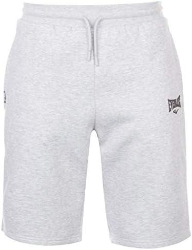 カリマー ハーフパンツ メンズ フリースパンツ トレーニングウェア Everlast Mens Fleece Shorts Mens