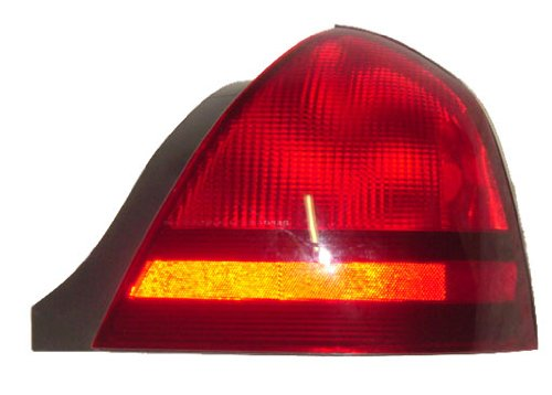 OE Replacement Mercury Grand Marquis Passenger Side Taillight Assembly (Partslink Number FO2801173)