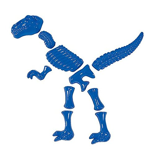 Dinosaur Bones Sand Mold Set (10 Pcs. Set) (Plaster New Cement)