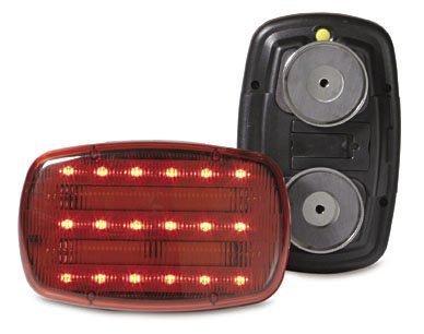 trailer battery powered lights - 1
