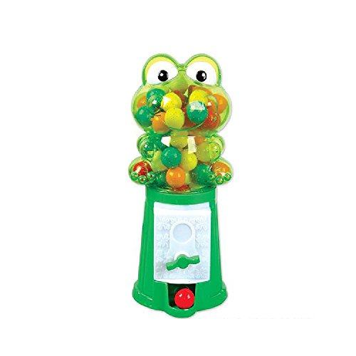 7.5'' Frog Gumball Machine (With Sticky Notes) by Bargain World
