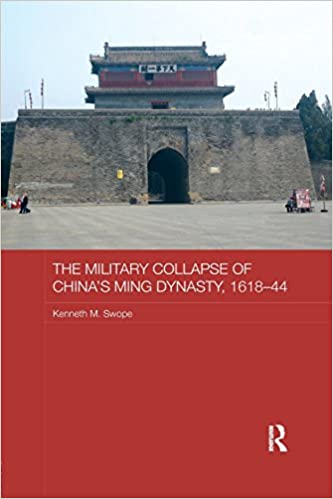 Amazon the military collapse of chinas ming dynasty 1618 44 the military collapse of chinas ming dynasty 1618 44 1st edition fandeluxe Gallery