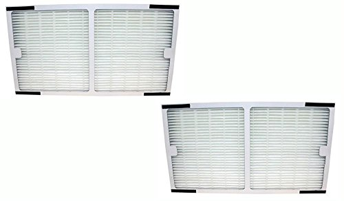 Vacuum Parts & Accessories 2 Idylis C HEPA Air Purifier Filter Fit IAP-10-200 IAP-10-280 Model # IAF-H-100C