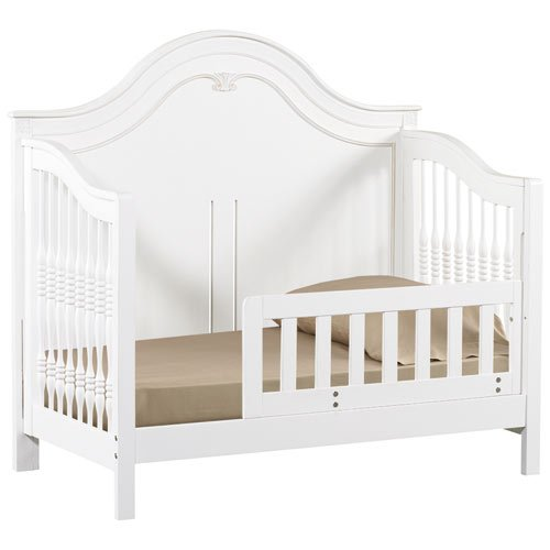Built to Grow Toddler Bed Kit Safety Rail w/Daybed Conversion Kit for Young America Cribs (Cherry) by CC KITS (Image #3)