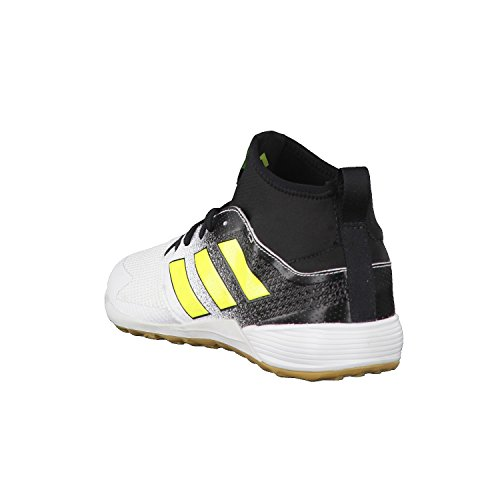 adidas Ace Tango 17.3 In, Zapatillas de Fútbol para Hombre Multicolor (Ftwr White/solar Yellow/core Black)