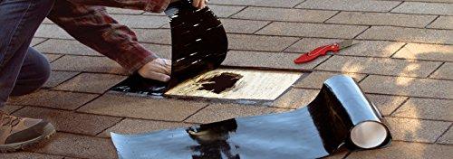 Flex Tape Rubberized Waterproof Tape, 8 Inch x 5 Feet, Black