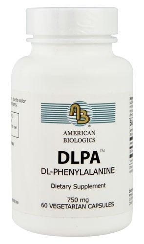American Biologics DLPA -- 60 Vegetarian Capsules - 2PC