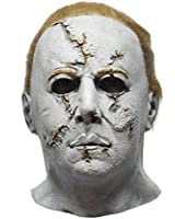 KINGMAS Horror Movie Halloween Michael Myers Mask, Cosplay Latex Mask