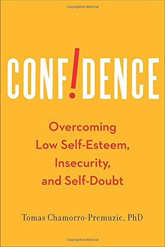 How to overcome low self esteem and insecurities