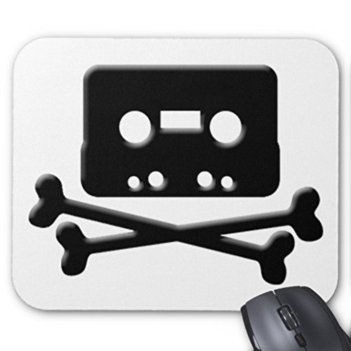 Zazzle The Pirate Bay Tape Mouse Pad (Pirate Bay Tape)