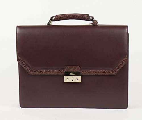 brioni-2-gussets-oxblood-leather-crocodile-attache-briefcase-bag
