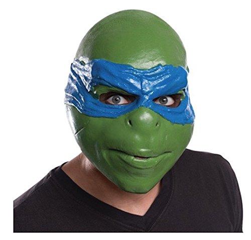 2014 Teenage Mutant Ninja Turtles Movie Leonardo Adult Mask