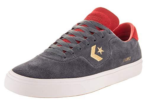 Converse Unisex Louie Lopez Pro Ox Shark Skin/Casion/Wht Skate Shoe 11 Men US ()
