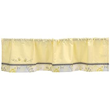 Amazon.com : Carter's Bumble Collection Window Valance : Baby ...