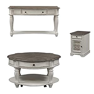 41uMDx217XL._SS300_ Beach & Coastal Living Room Table Sets
