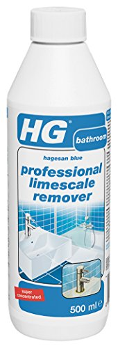 HG Professional Limescale Remover (Hagesan Blue) 500ml Pack of 3 -...