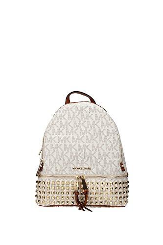 2ca2da81832c MICHAEL Michael Kors Rhea Zip Small Studded Backpack Signature ...