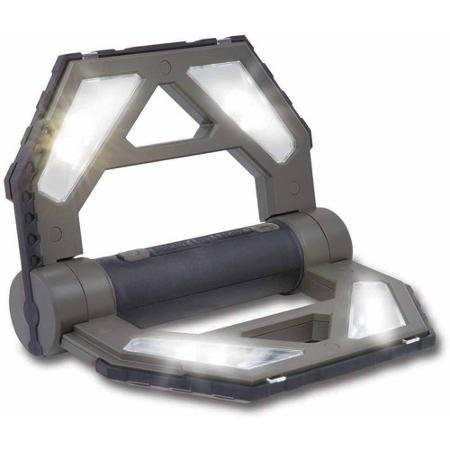 Might-D-Light LED140 LED Rechargeable Worklight, Gray by Might-D-Light