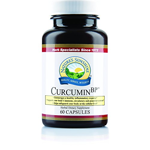 Cheap Nature's Sunshine Curcumin BP 60 caps 1100 mg Tumeric