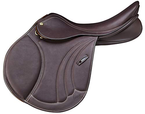 (Pessoa PRO Tomboy Calfskin Leather Saddle 18)