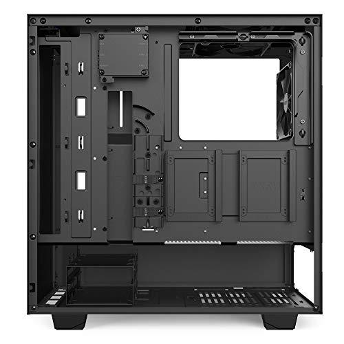 NZXT CA-H500W-B1 vane portacomputer