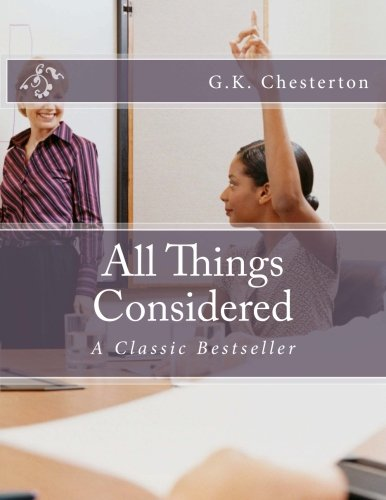 All Things Considered: A Classic Bestseller ebook