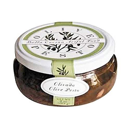 Bella Cucina Gourmet Pesto Collection (Olivado Olive, Single)