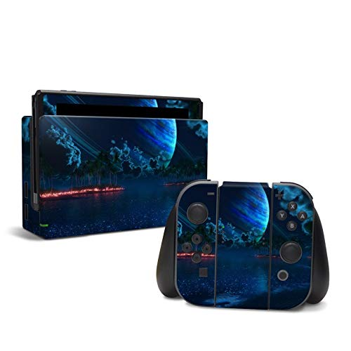 Thetis Nightfall - Decal Sticker Wrap - Compatible with Nintendo Switch