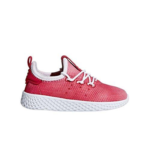 Williams rosso colora di Hu La si Pharrell scarpa wq4zgH6