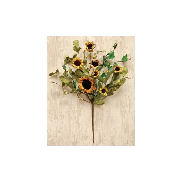 BCD Country Sunflower Pick 15″