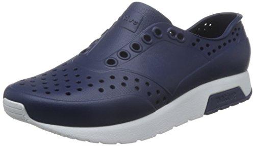 Regatta Four Light (Native Men's Lennox Water Shoe, Regatta Blue/Shell White, 4 Men's (6 B US Women's) M US)