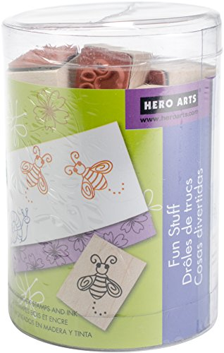 Hero Arts Ink and Stamp Set, Original Mix by Hero Arts