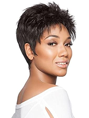 Power Petite Avg Wig Color R38 SMOKED WALNUT - Raquel Welch Wigs Short Boy  Cut Spiky f7cd5bfa11