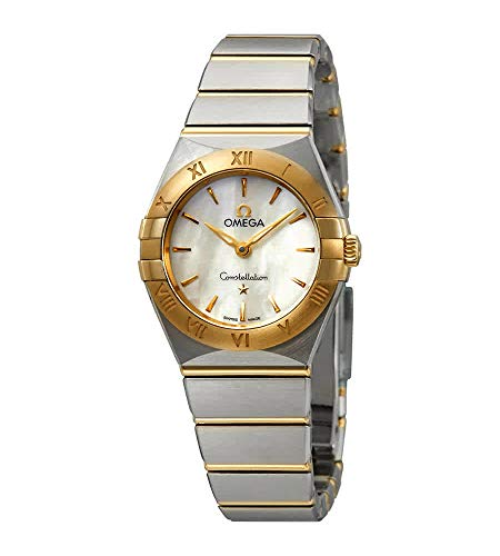 Omega-Constellation-White-Mother-of-Pearl-Dial-Ladies-Steel-and-18kt-Yellow-Gold-Ladies-Watch-13120256005002