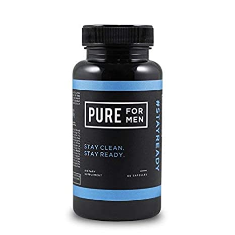 Pure for Men (60 Cápsulas Con Aloe)
