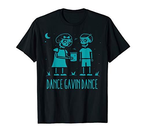 Dance Gavin Dance - Graphic Design T-Shirt