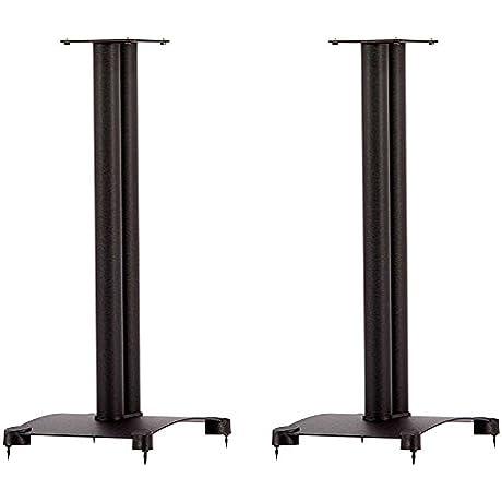 Sanus SF30 B1 Steel Foundations 30 Inch Speaker Stands PAIR