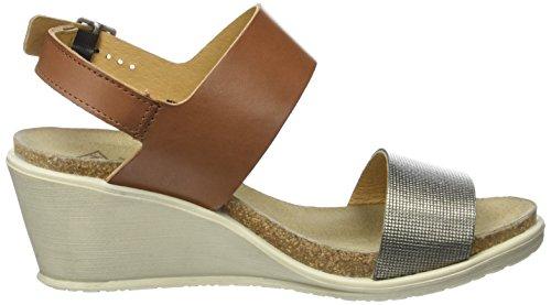 PLDM by Palladium Sheldon Mix - Zapatos Mujer marrón (cognac)