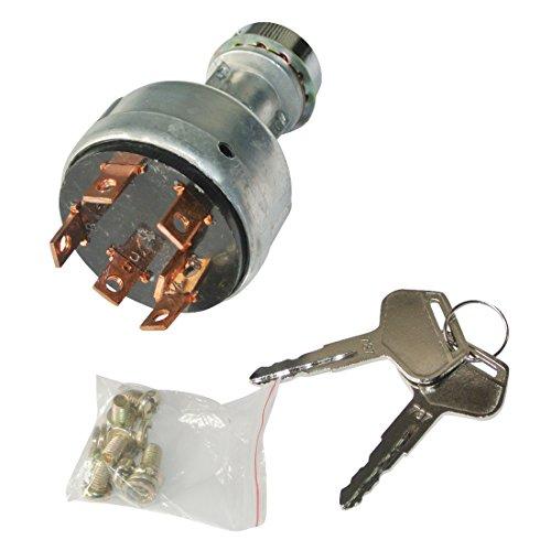 komatsu ignition switch - 6