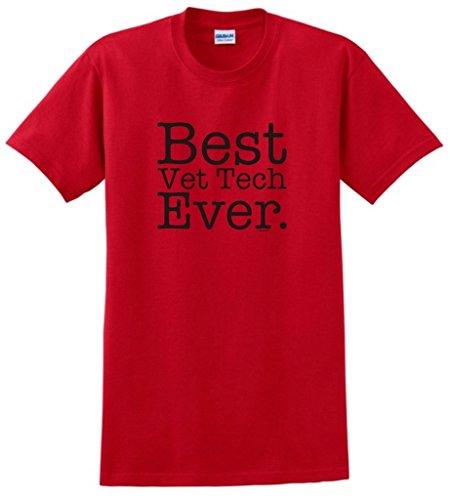 Best Vet Tech Ever T Shirt