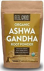 Organic Ashwagandha Root Powder - 16oz R...