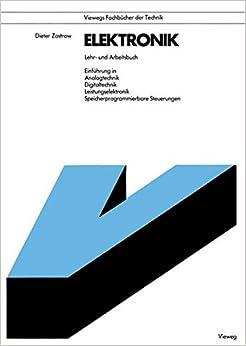 Book Elektronik: Lehr- und Arbeitsbuch (German Edition)